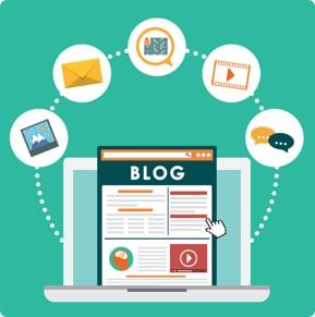 Conversion optimization for blogs